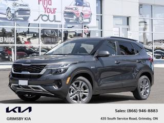 New 2022 Kia Seltos for sale in Grimsby, ON