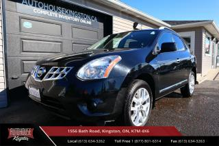 Used 2013 Nissan Rogue SL ONE OWNER - CLEAN CARFAX - NAVIGATION for sale in Kingston, ON