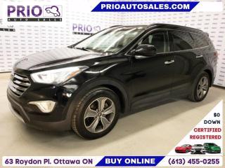 Used 2014 Hyundai Santa Fe XL AWD 4dr 3.3L Auto Luxury for sale in Ottawa, ON