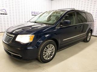 Used 2014 Chrysler Town & Country 4dr Wgn Touring w/Leather for sale in Ottawa, ON