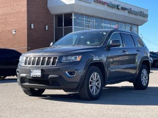 Used 2015 Jeep Grand Cherokee Laredo NAVI/LEATHER/SUNROOF for sale in Concord, ON