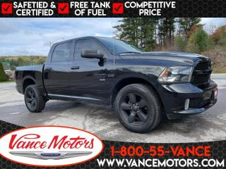 Used 2019 RAM 1500 Classic Express 4x4 for sale in Bancroft, ON