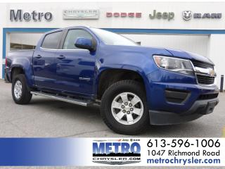 Used 2016 Chevrolet Colorado WT for sale in Ottawa, ON