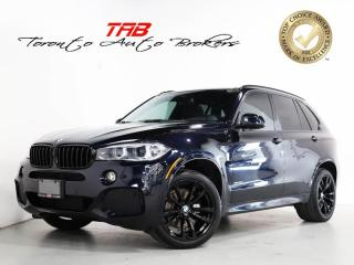 Used 2016 BMW X5 xDrive35i I M-SPORT I PANO I NAV I CLEAN CARFAX for sale in Vaughan, ON