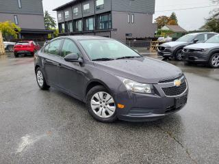 Used 2014 Chevrolet Cruze 1LS for sale in Burnaby, BC