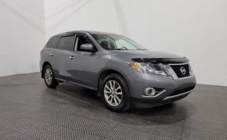 Used 2016 Nissan Pathfinder S AWD AUTOMATIQUE - Climatiseur for sale in Laval, QC