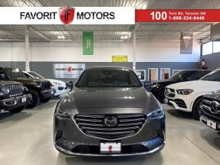 Used 2018 Mazda CX-9 Signature AWD|7PASSENGER|REDLEATHER|BOSE|NAV|HUD|+ for sale in North York, ON