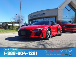 Used 2021 Audi R8 SPYDER for sale in Scarborough, ON