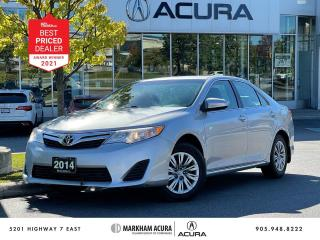 Used 2014 Toyota Camry LE for sale in Markham, ON