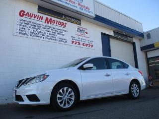 Used 2019 Nissan Sentra 1.8 S for sale in Swift Current, SK