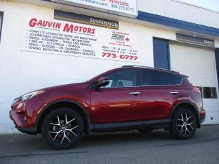 Used 2018 Toyota RAV4 LIMITED  for sale in Swift Current, SK