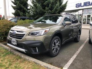 New 2022 Subaru Outback LIMITED for sale in North Vancouver, BC