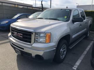 Used 2009 GMC Sierra 1500 SL Crew Cab for sale in North Vancouver, BC