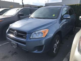 Used 2011 Toyota RAV4 AWD Base V6 for sale in North Vancouver, BC