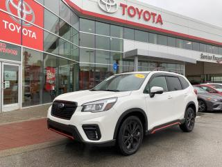 Used 2020 Subaru Forester Sport for sale in Surrey, BC