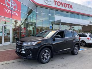 Used 2019 Toyota Highlander HYBRID XLE for sale in Surrey, BC