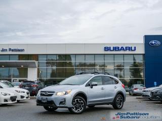 Used 2017 Subaru XV Crosstrek Limited w/Eyesight for sale in Port Coquitlam, BC
