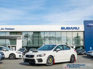 Used 2021 Subaru WRX STI Sport for sale in Port Coquitlam, BC