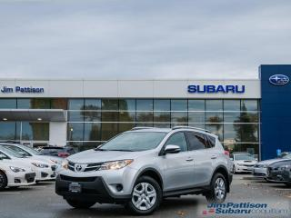 Used 2015 Toyota RAV4 LE for sale in Port Coquitlam, BC