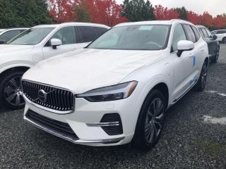 New 2022 Volvo XC60 Recharge Plug-In Hybrid T8 Inscription for sale in Surrey, BC