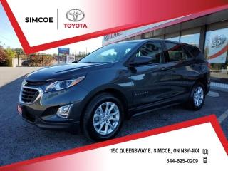 Used 2019 Chevrolet Equinox LS for sale in Simcoe, ON