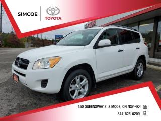 Used 2010 Toyota RAV4 UPGRADE PACKAGE for sale in Simcoe, ON