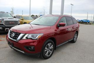 Used 2020 Nissan Pathfinder 3.5L SL for sale in Whitby, ON