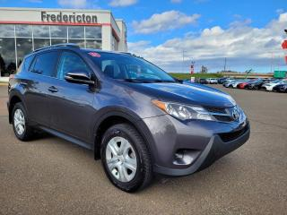 Used 2015 Toyota RAV4 LE for sale in Fredericton, NB