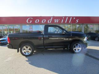 Used 2010 Dodge Ram 1500 SHARP SHORT BOX! CLEAN CARFAX! for sale in Aylmer, ON