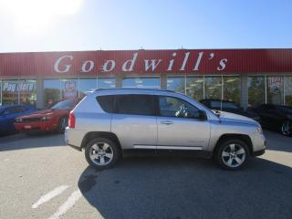 Used 2013 Jeep Compass AWD! for sale in Aylmer, ON