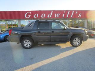 Used 2003 Chevrolet Avalanche for sale in Aylmer, ON