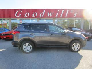 Used 2016 Toyota RAV4 LE! AWD! for sale in Aylmer, ON