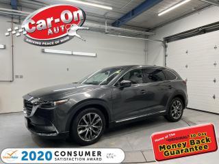 Used 2016 Mazda CX-9 Signature AWD | NAPPA LEATHER | BOSE AUDIO | NAV for sale in Ottawa, ON