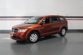 Used 2014 Dodge Journey SE I NO ACCIDENTS I BLUETOOTH I KEYLESS ENTRY I PUSH START for sale in Mississauga, ON