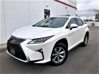 Used 2018 Lexus RX 350 PREMIUM-AWD-BACKUP CAMERA-SUNROOF-40KMS-CERTIFIED for sale in Toronto, ON