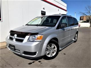 Used 2010 Dodge Grand Caravan SE-FULL STOW N GO-ONLY 98KMS-CERTIFIED for sale in Toronto, ON