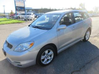 Used 2004 Toyota Matrix 4WD / LOW MILEAGE for sale in Newmarket, ON