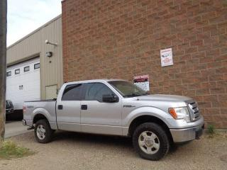 Used 2012 Ford F-150 4WD SUPERCREW for sale in Edmonton, AB