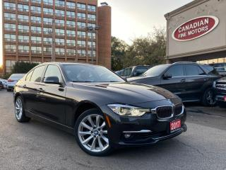 Used 2017 BMW 330i xDrive NAVI | BACK UP CAM | SUN ROOF | XDRIVE | for sale in Scarborough, ON