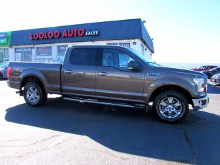Used 2016 Ford F-150 XL SuperCrew XTR 4WD 5.0L Navigation Camera Certified for sale in Milton, ON