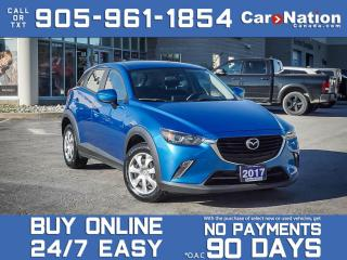 Used 2017 Mazda CX-3 GX| LOCAL TRADE| BACK UP CAMERA| for sale in Burlington, ON
