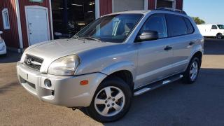 Used 2008 Hyundai Tucson GLS 2.0 2WD for sale in Dunnville, ON
