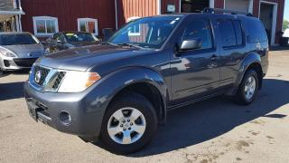 Used 2011 Nissan Pathfinder LE 4WD for sale in Dunnville, ON