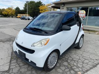 Used 2010 Smart fortwo PASSION for sale in Oakville, ON