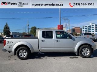 Used 2012 Nissan Frontier SV  - Aluminum Wheels -  Power Windows for sale in Ottawa, ON