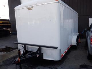Used 2011 Forest River 16 Foot Cargo  Trailer with washroom for sale in Burnaby, BC