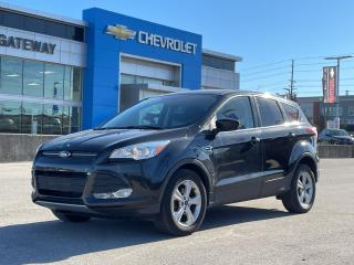 Used 2015 Ford Escape SE / HTD SEATS / BU CAM / BLUETOOTH / ALLOYS for sale in Brampton, ON