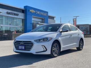 Used 2018 Hyundai Elantra GL for sale in Brampton, ON