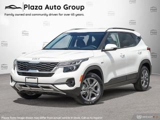 New 2022 Kia Seltos LX for sale in Richmond Hill, ON