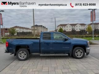Used 2018 Chevrolet Silverado 1500 LT  - Aluminum Wheels - $256 B/W for sale in Ottawa, ON